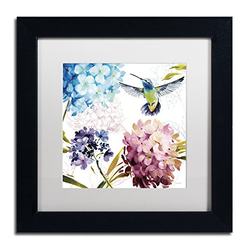 (Spring Nectar Square III Wall Decor by Lisa Audit, 11