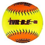 1 Dozen Evil Bp 12' Softballs - 52cor/.300 Compression AK EVIL BP52 12 Balls