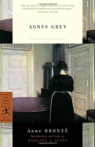 Agnes Grey (Modern Library Classics)