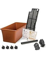 Novelty 80155 Earthbox Organic Garden Kit, Terra Cotta