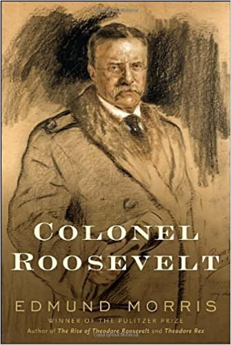 image for Colonel Roosevelt by Edmund Morris (2010-11-23)