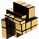 Cubo Rubik Shengshou Mirror 3x3 Dorado Magic Cube