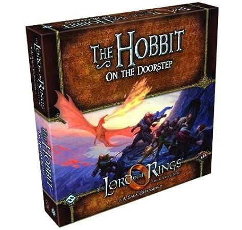 El Senor de los Anillos. El Hobbit. En El Umbral - El Juego de Cartas. Una Expansion de Saga: Edge: Amazon.es: Juguetes y juegos