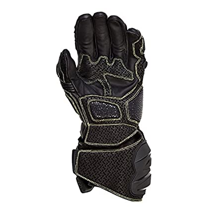 Black//Large G23-035 Scorpion Clutch Mens Street Motorcycle Gloves