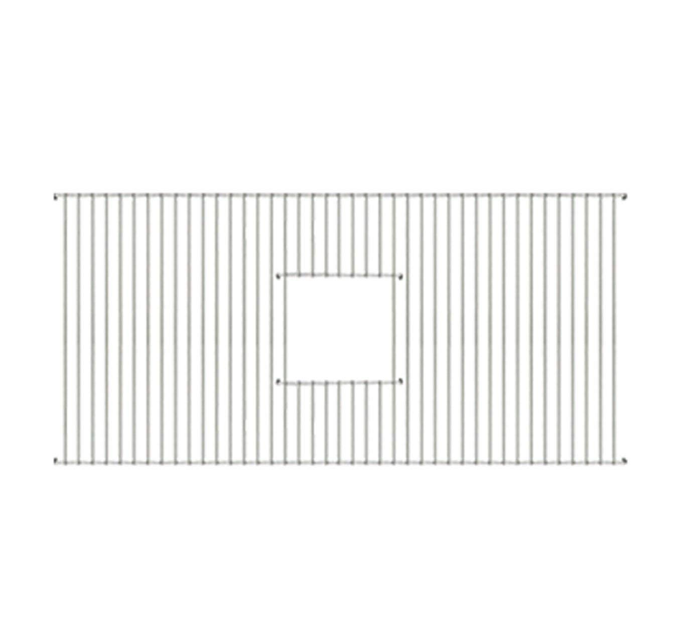 Stainless Steel Kitchen Grid for Whitehaus Collection Sink (Renewed)