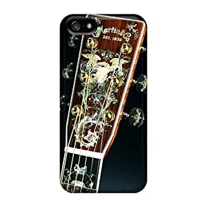 Excellent Hard Phone Cases For Iphone 5/5s With Unique Design High-definition Guns N Roses Pattern PhilHolmes
