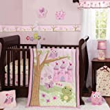 Bedtime Originals Magic Kingdom 3 Piece Crib Bedding Set, Baby & Kids Zone