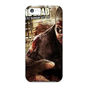 For Iphone 5c Phone Cases Covers(2013 The Walking Dead Season 4)