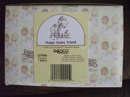 ENESCO Precious Moments Hoppy Easter Friend 521906
