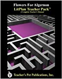 Flowers for Algernon LitPlan - A Novel Unit Teacher Guide With Daily Lesson Plans (LitPlans on CD) by Barbara M. Linde (2000-08-01)
