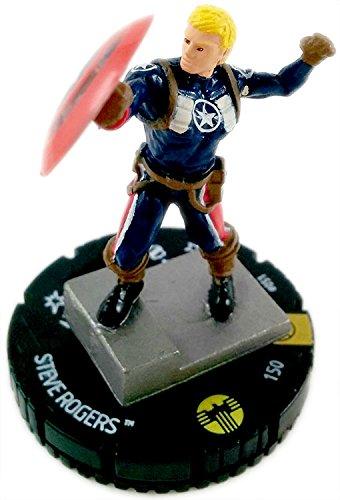 新品入荷 Marvel Shield Heroclix: Nick Fury, Agent Agent of Shield B01462WUG4 Steve Rogers 051 B01462WUG4, 日焼け防止専門店:8a95e167 --- arianechie.dominiotemporario.com