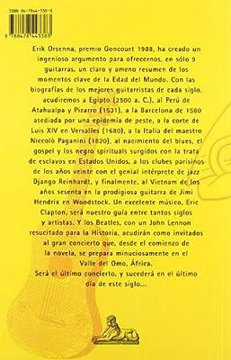 La historia del mundo en nueve guitarras Las Tres Edades: Amazon ...