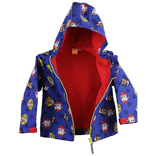 PawPatrol Boys Soft Shell Jacket Sizes 2 to 5 Years