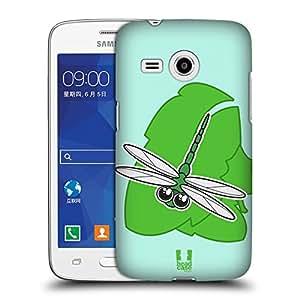 Head Case Designs Dragonfly Eye Bugs Hard Back Case for Samsung Galaxy Mega 5.8 I9150