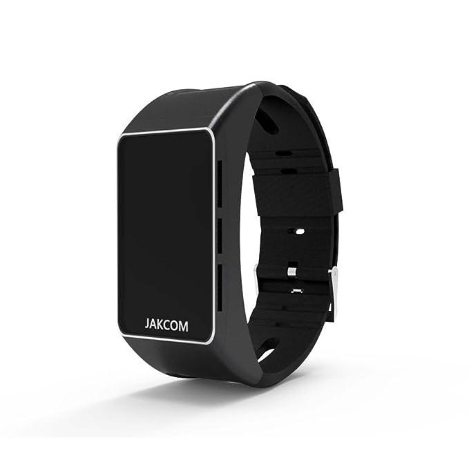 Jakcom B3 Smart Watch Banda de pulsera Monitor de ritmo cardíaco Bluetooth Activity Activity Tracker 2017