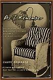 As I Remember, Shari Edwards, 059532567X
