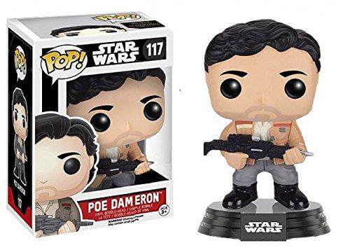 Funko Pop! Guerra de las Galaxias -  Poe Dam Eron