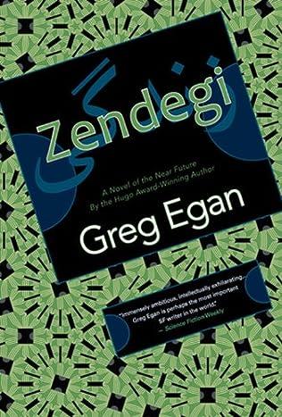 book cover of Zendegi