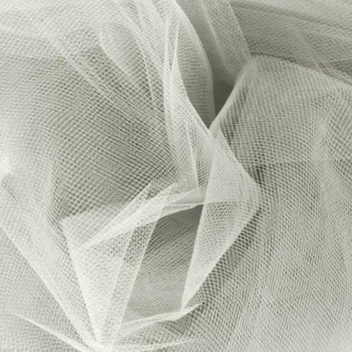 Collection Palmyra (white 54'' W Tulle 40 Yards By The Bolt WEDDINGS PARTIES UNDER LINING)