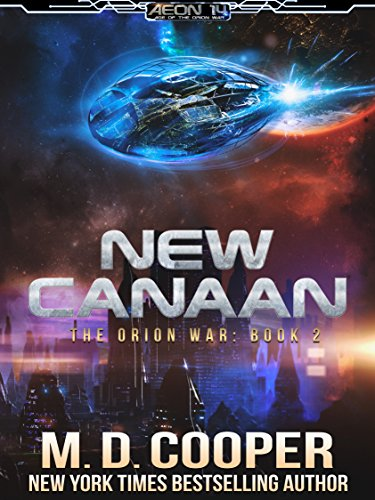 New Canaan by M. D. Cooper ebook deal