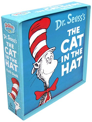 Price comparison product image The Cat in the Hat Cloth Book (Bright & Early Cloth Book)