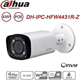Dahua Bullet IP Camera HFW4431R-Z 4MP Motorized Varifocal Lens 2.7~12Mm Network Camera PoE IP67 Onvif WDR Outdoor Indoor H.265 International Version