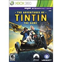 The Adventure of Tintin: The Game - Kinect Required - Xbox 360 Standard Edition