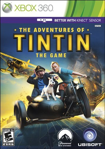 The Adventures Of Tintin: The Game - Xbox 360 (Xbox 360 Phoenix)