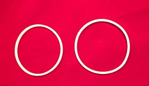 Suitable For Bella Personal Size Rocket Blender Replacement Parts (Two gaskets 3