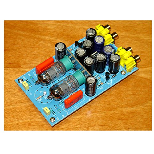 1pc kit for Musical Fidelity DX-10 6J1 buffer tube preamp board by Jolooyo
