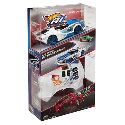 Amazon.com: Hot Wheels Ai Street Shaker Vehicle + Controller: Toys & Games