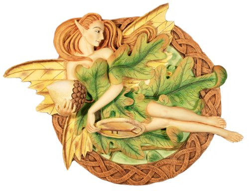 Plaque Goddess (Oak Tree Fairy Plaque)