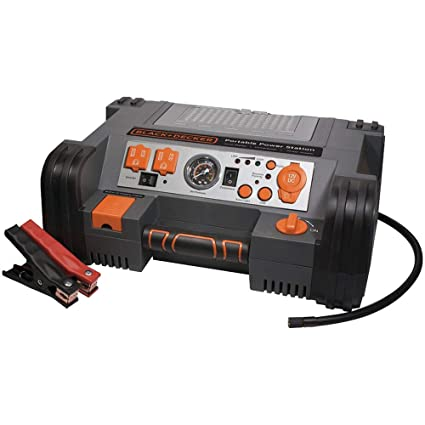 Image Unavailable. Image not available for. Color: Black & Decker Pprh5B Professional Power Station With Air Compressor