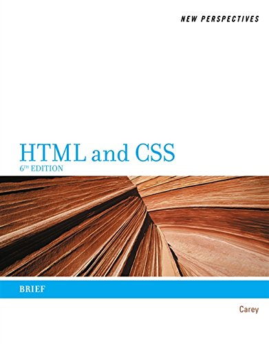 New Perspectives on HTML and CSS: Brief by Cengage Learning