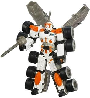 Star Wars: Transformers Clone Commander Cody Turbo Tank Action Figure