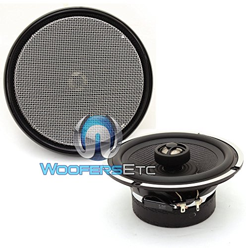 Arc Audio Moto 602 6 5  90W Rms Motorcycle Coaxial Speakers