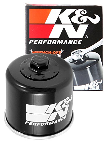 KN-191 K&N Performance Oil Filter; POWERSPORTS; CANISTER (Powersports Oil Filters):