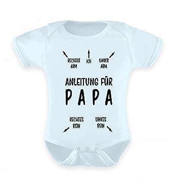 super beliebt weit verbreitet Super günstig SwayShirt Hochwertiges Baby Body - Anleitung Für Papa Papi ...