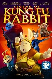Legend of Kung Fu Rabbit [DVD]