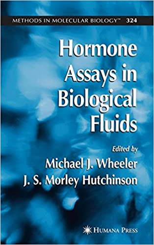 Hormone Assays in Biological Fluids (Methods in Molecular Biology) Hardcover – January 16, 2006