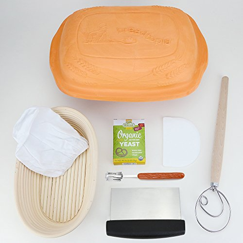Breadtopia Home Baking Kit - Country Loaf