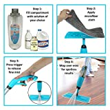 Spray Mop Strongest Heaviest Duty Mop - Best Floor