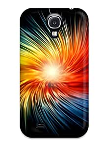 New Arrival Premium S4 Case Cover For Galaxy (nice Colorful Abstract )