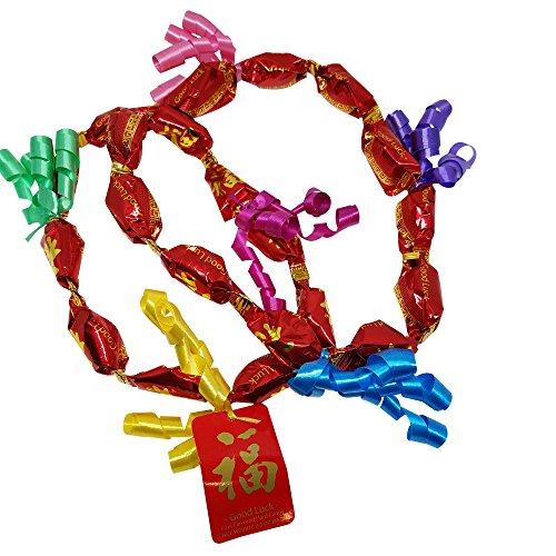 ENJOY Hawaiian Candy Lei (Good Luck)