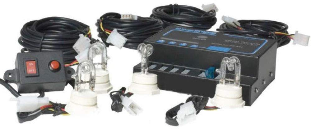 Race Sport RS-RTE-244-A Strobe Light Kit