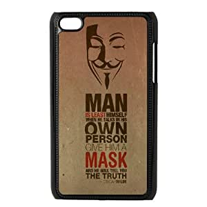 Ipod Touch 4 Phone Case Graffiti AL390561