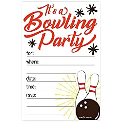 Bowling Party Ideas! Throw a Striking Birthday Party with