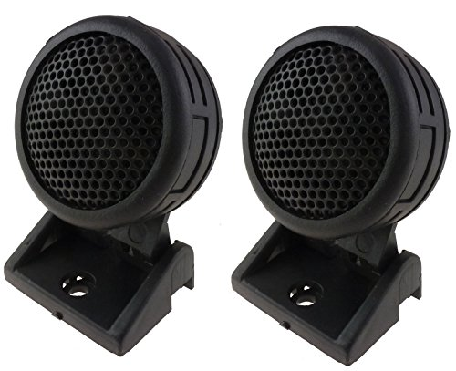 Dome Super Power Loud (AudioBank USA Premium Quality New 400W Car Speaker Audio Super Power Loud Dome Tweeter Speakers)
