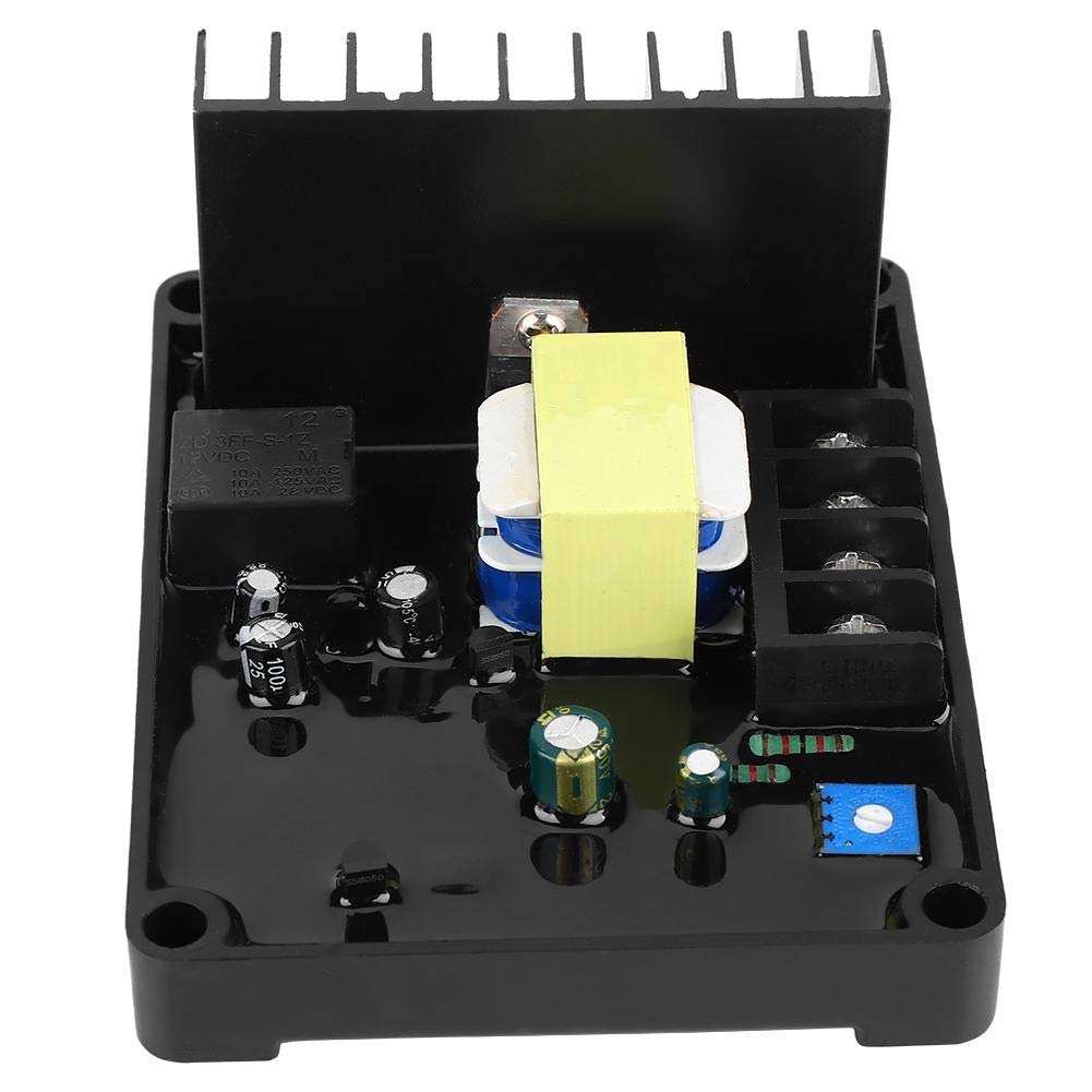 1 Phase Brush Generator GB160 AVR Automatic Voltage Regulator for Brush Single Phase Alternator