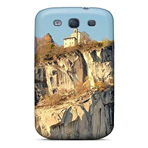 Top Quality Protection Unreachable Church Italy Case Cover For Galaxy S3
